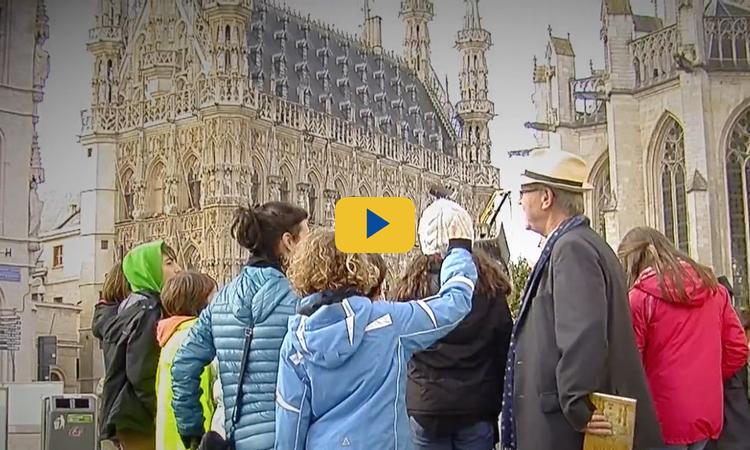 Leuven in Vogelvlucht… De Film!